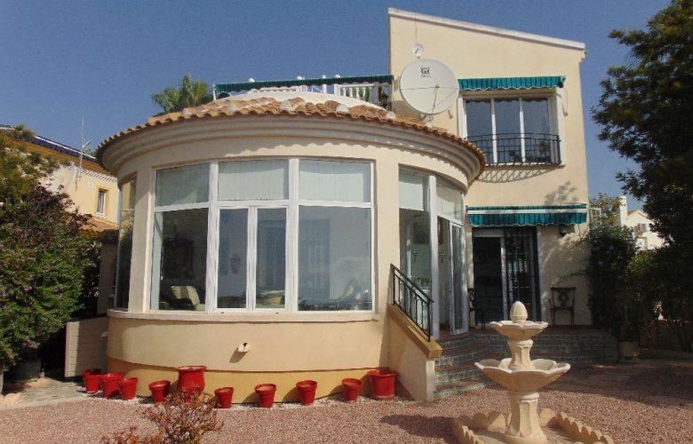 villa wtih view las ramblas