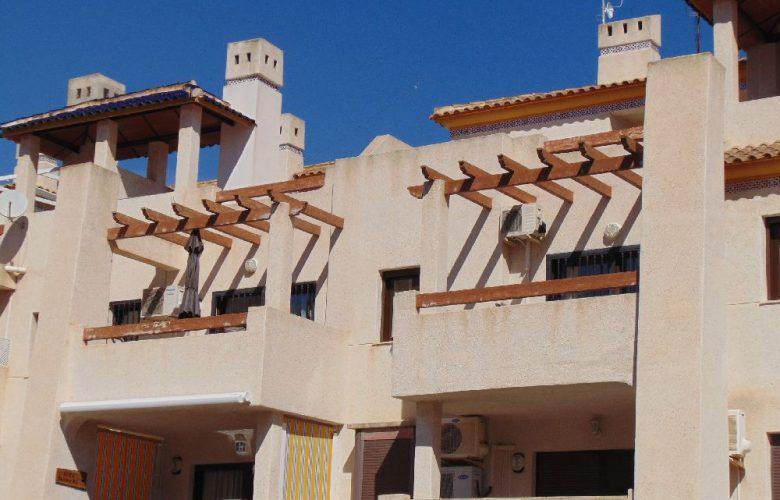 penthouse las ramblas spain