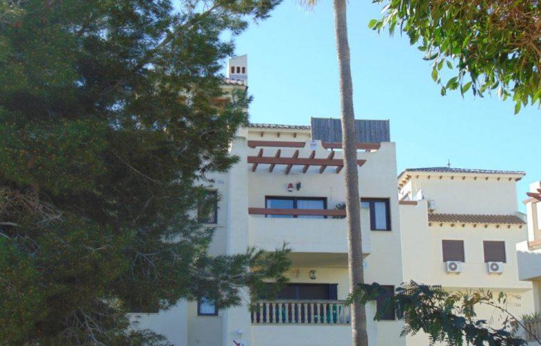 top condition penthouse Las Ramblas